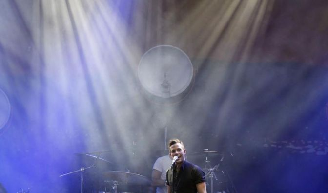 Brandon Flowers: «Las Vegas kann deprimieren» (Foto)