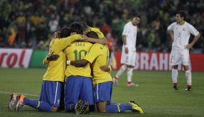 Brasilien - Chile (Foto)