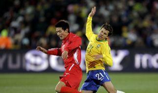 Brasilien - Nordkorea (Foto)