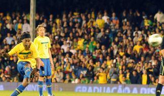 Brasilien feiert Ronaldinhos Wiedergeburt (Foto)