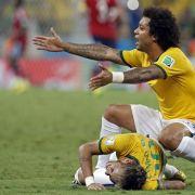 Brasilien trotzig: «Auch ohne Neymar Favorit» (Foto)