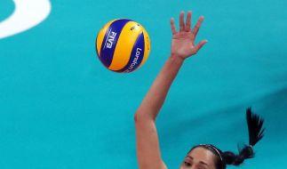 Brasiliens Volleyballerinnen erneut Olympiasieger (Foto)