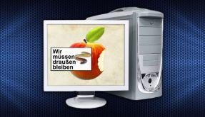 Brauchen Mac-User keine Angst vor Würmern und Viren zu haben? (Foto)