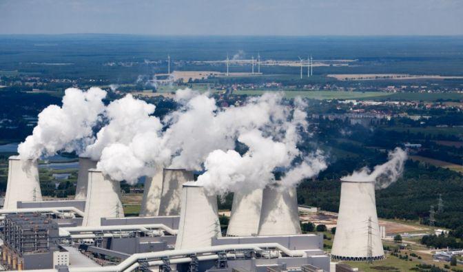 Braunkohlekraftwerk Jänschwalde (Foto)