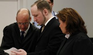 Breivik ohne Reue: «Ja, ich würde das wieder machen» (Foto)