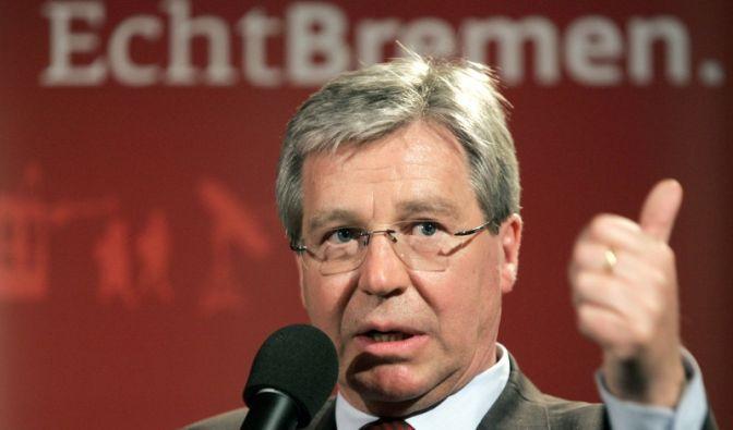 Bremens Bürgermeister Jens Böhrnsen (Foto)