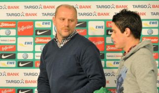 Bremer Junuzovic vor Bundesliga-Premiere (Foto)