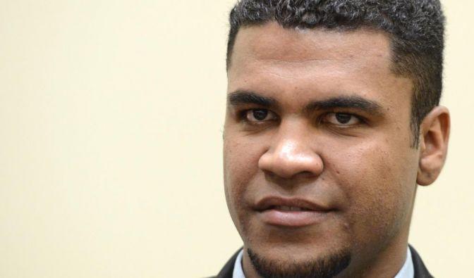 Breno steht wegen Brandstiftung vor Gericht. (Foto)
