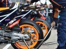 Bridgestone stattet die MotoGP in diesem Jahr zum vorerst letzten Mal mit Reifen aus. (Foto)