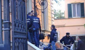 Briefbomben-Attacke: Fahndung nach Anarchisten (Foto)