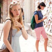 Im romantischen Verona findet Sophie (Amanda Seyfried) einen unbeantworteten Brief an Julia.