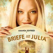 Briefe an Julia lief im Sommer 2010 in den Kinos und ist jetzt auf DVD und Blue ray erhältlich.