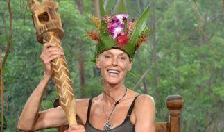 Brigitte Nielsen ist Dschungelkönigin (Foto)