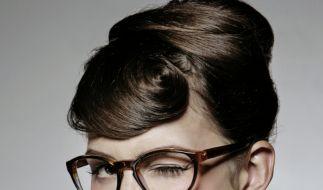 Brille (Foto)