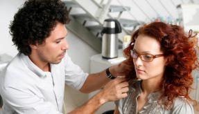 Brillen-Make-up (Foto)