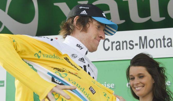 Brite Wiggins gewinnt Tour de Romandie (Foto)