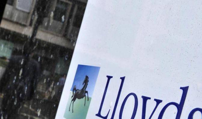 Britische Bank Lloyds weitet Verlust aus (Foto)