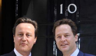 Britische Regierung (Foto)