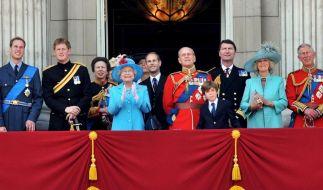 Britische Thronfolge: Ein alter Zopf scheint zu fallen (Foto)