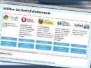 Browserwahl (Foto)