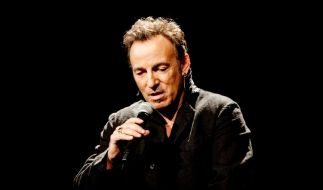 Bruce Springsteen: Wut im Bauch (Foto)