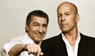 Bruce Willis ersetzt Simone Thomalla im Bier-Spot (Foto)