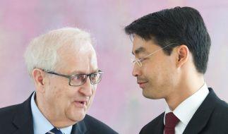 Brüderle will nicht FDP-Chef werden (Foto)
