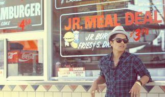 Bruno Mars: Senkrechtstarter auf Höhenflug (Foto)