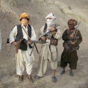 Brutaler Angriff auf ein Ausflugshotel in Kabul: Militante Taliban in Afghanistan.