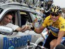 Bruyneel droht im Armstrong-Sog Tour-Aus (Foto)