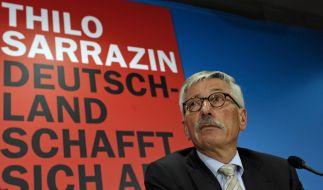 """Buchvorstellung """"Deutschland schafft sich ab"""" (Foto)"""
