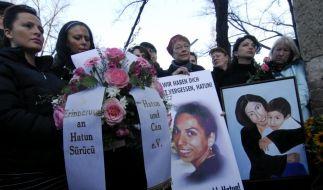 Buchvorstellung zum Tod der 2005 ermordeten Hatun Sürücü (Foto)