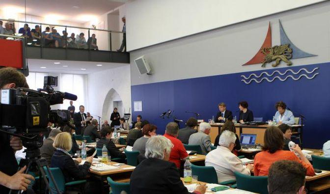 Bürgerschaft genehmigt Hilfspaket für Hansa Rostock (Foto)