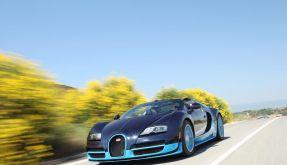 Bugatti Veyron Vitesse: Roadster der Superlative (Foto)
