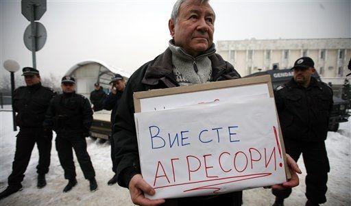Bulgaria Balkans-Russia-Gas (Foto)