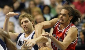 Bulls Mavericks Basketball (Foto)
