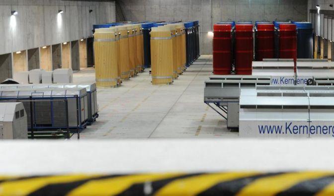 Bund und Länder beraten über Atomendlagersuche (Foto)