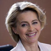 Bundesarbeitsministerin Ursula von der Leyen setzt auf eine gemeinsame Rentenlösung mit der SPD.