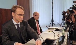 Bundesbank: Aussichten für Wirtschaft spürbar aufgehellt (Foto)