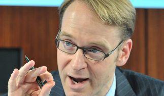 Bundesbank tritt weiter für moderate Inflationsraten ein (Foto)
