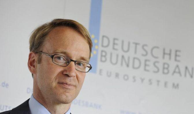Bundesbankpräsident sieht EZB-Geldflut skeptisch (Foto)