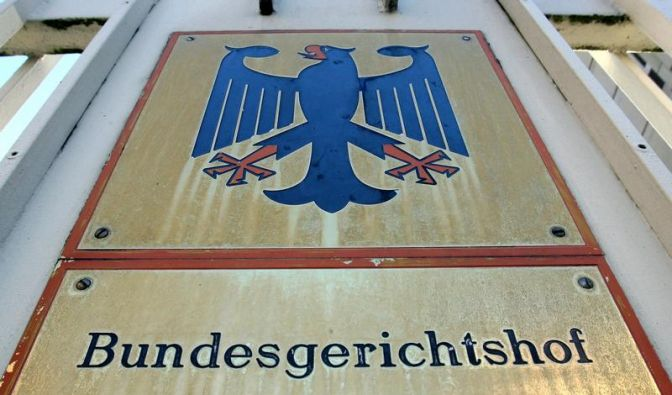 Bundesgerichtshof (Foto)
