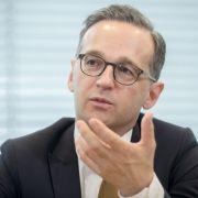 Bundesjustizminister Heiko Maas räumt Behördenfehler ein. (Foto)
