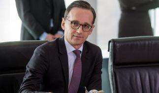 Bundesjustizminister Heiko Maas sieht keinen Zusammenhang zwischen Flüchtlingsstrom und Terror in Europa. (Foto)