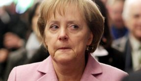 Bundeskanzlerin Angela Merkel (CDU) (Foto)