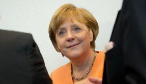 Bundeskanzlerin Angela Merkel will keine gemeinsame Haftung für Schulden in der EU. (Foto)