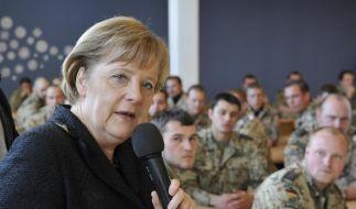 Bundeskanzlerin Angela Merkel (Foto)