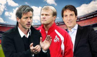 Bundesligatrainer (Foto)
