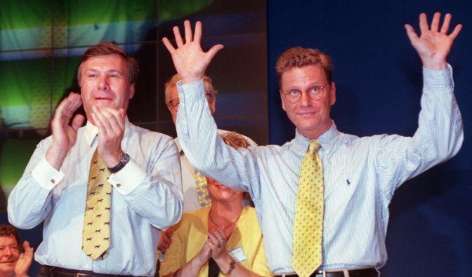 Bundesparteitag 1998 (Foto)