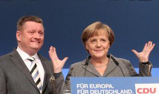 Bundesparteitag der CDU (Foto)